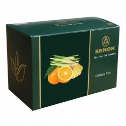 Senok Green Tea Citrus Mix 2g x 20 pcs