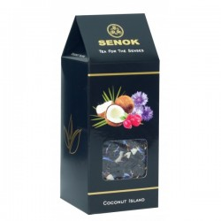 Senok Coconut Island black Tea 75g