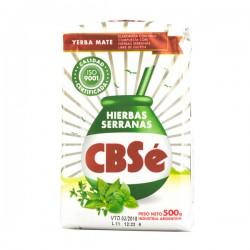 CBSe Hierbas Serranas - yerba mate 500g