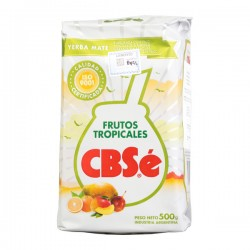 CBSe Frutos Tropicles - yerba mate 500g