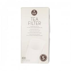 Фильтры для чая 100шт. размер S высокого качества