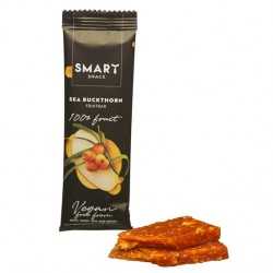 SMART FRUIT SNACK fruit bar Sea Buckthorn 30g