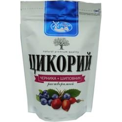 """Cigoriņi ar mellenēm un mežrozītēm """"Babuškin Hutorok"""" šķīstošs  100 g"""