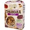 Granola with prunes gluten-free and sugar-free 400 g