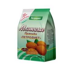 Petrodiet prjaniki piparmētru uz fruktozes 350g