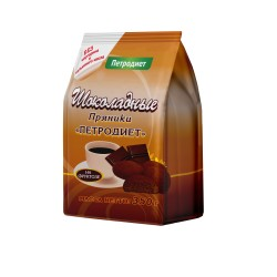 Petrodiet Gingerbread chocolate on fructose 350g