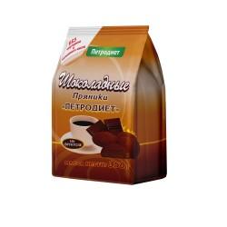Petrodiet prjaniki šokolādes uz fruktozes 350g