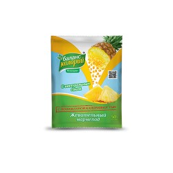 Petrodiet Marmalade chewing with pineapple 50 g