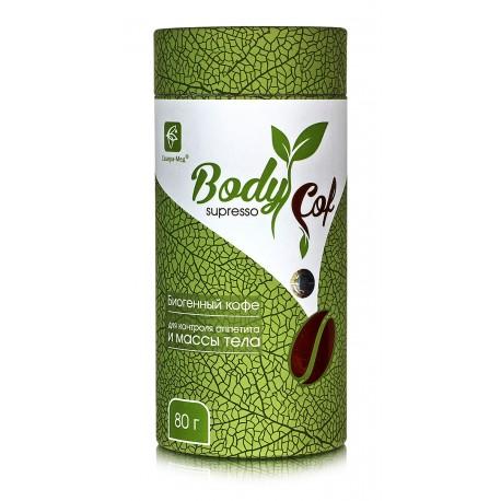 BodyCof supresso Slimming Coffee 80 g