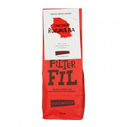 Kafijas pupiņas Caffenation  FIL Tanzania Ruvuma AA 250g