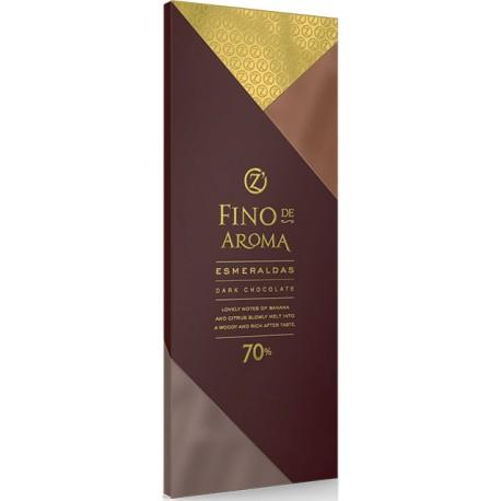 Dark Сhocolate O`Zera Dark Esmeraldas 70% 90g