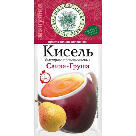 "Instant kisel drink ""Plum-Pear"" 30g"