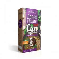 Pea soup - mixture for making soup Polezzno 250g