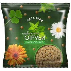 Siberian bran crispy herb force, 100 g
