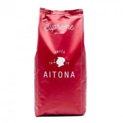 Coffee beans Aitona SUPREME NATURAL 100% Arabica 1kg