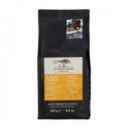 Coffee beans Le Piantagioni del Caffe 100% Arabica 250g