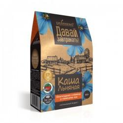 Flax porridge Chocolate with raisins and chia seeds 300g