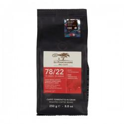 Coffee beans Le Piantagioni del Caffe 78/22 250g