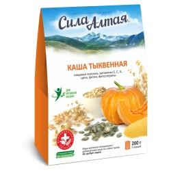 "Pumpkin porridge ""Power of Altai"" 200 gr"