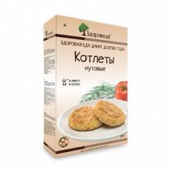 "Zdoroveda vegan cutlets ""Chickpeas"", 280 g"