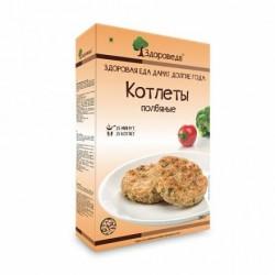 """Zdoroveda vegan cutlets """"Spelled"""", 280 g"""