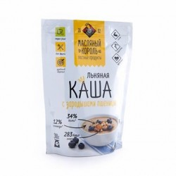 Flax porridge Oil King with wheat germ 300g