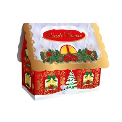 Liran Christmas House Green tea with ginger, orange, lemon and cinnamon 20 tea bags