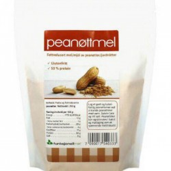 Peanut Flour (Fat Reduced), 250 g