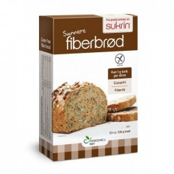 Fibre bread with sunflower seeds and pumpkin seeds Sukrin, 250 g