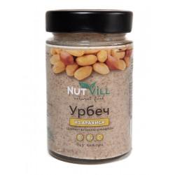 Urbech from peanuts 180g NUTVILL
