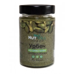 Urbech from pumpkin seeds 180g NUTVILL