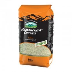 Long grain rice ТМ «Алтайская Сказка» 800g
