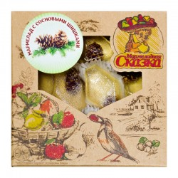 Jelly marmalade with pine cone 200g