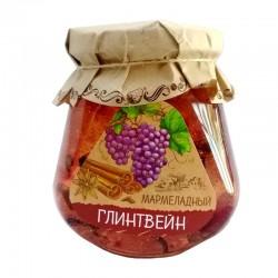 "Marmalade in a glass jar ""Glintwine"" 300g"