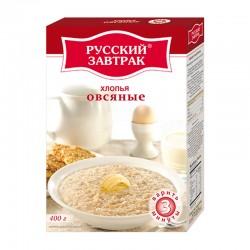 Oatmeal flakes ТМ «Русский завтрак» 400g