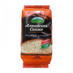 Rice flakes ТМ «Алтайская Сказка» 400g