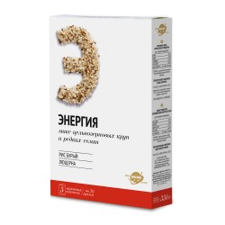 """Grain mix """"Energy"""" in cooking bags (5 x 70g) TM """"Lifestyle of Altai"""""""