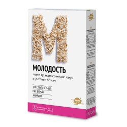 """Grain mix """"Youth"""" in cooking bags (5 x 70g) TM """"Lifestyle Altai"""""""