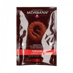 Monbana Tresor dark chocolate drink 25g