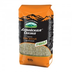 Oatmeal crushed ТМ «Алтайская Сказка» 600g