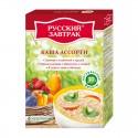 "A mixture grain flakes ""Assorti"" in boiling bags (6 x 40g) ТМ «Русский завтрак» 240 g"
