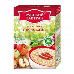 4 grain flakes with apple ТМ «Русский завтрак»  240g