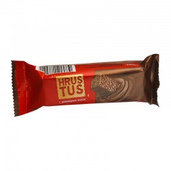 Waffer bars Hrus Tus with chocolate flavor 25 g