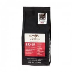 Coffee beans Le Piantagioni del Caffe 85/15 250g