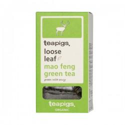 Teapigs Mao Feng Organic green tea loose tea 75g