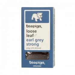 Teapigs Earl Grey Strong Organic black tea loose tea 100g