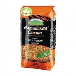 Green buckwheat ТМ «Алтайская Сказка» 800g