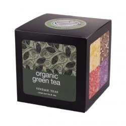 Vintage Teas Organic Loose Green tea 100g