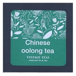 Vintage Teas Organic Loose Chinese Oolong 100g