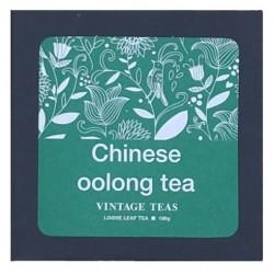Vintage Teas Organic Loose Chinese Oolong 100g